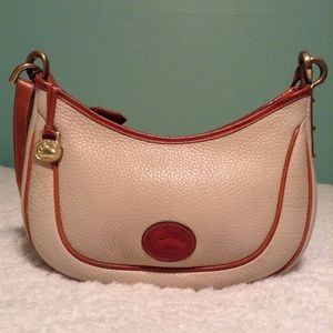 Vintage Dooney & Bourke small crescent sac